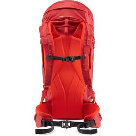 Lowe Alpine Halcyon Rugzak 35:40l, haute red